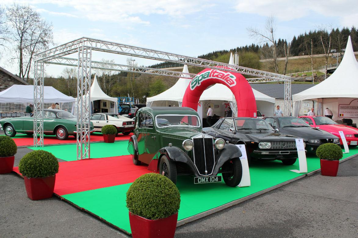 Evenement spa italia 2012 - Foto van sallon ...