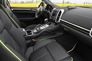Summer colours: TopCar Vantage 2 'Project Lemon'