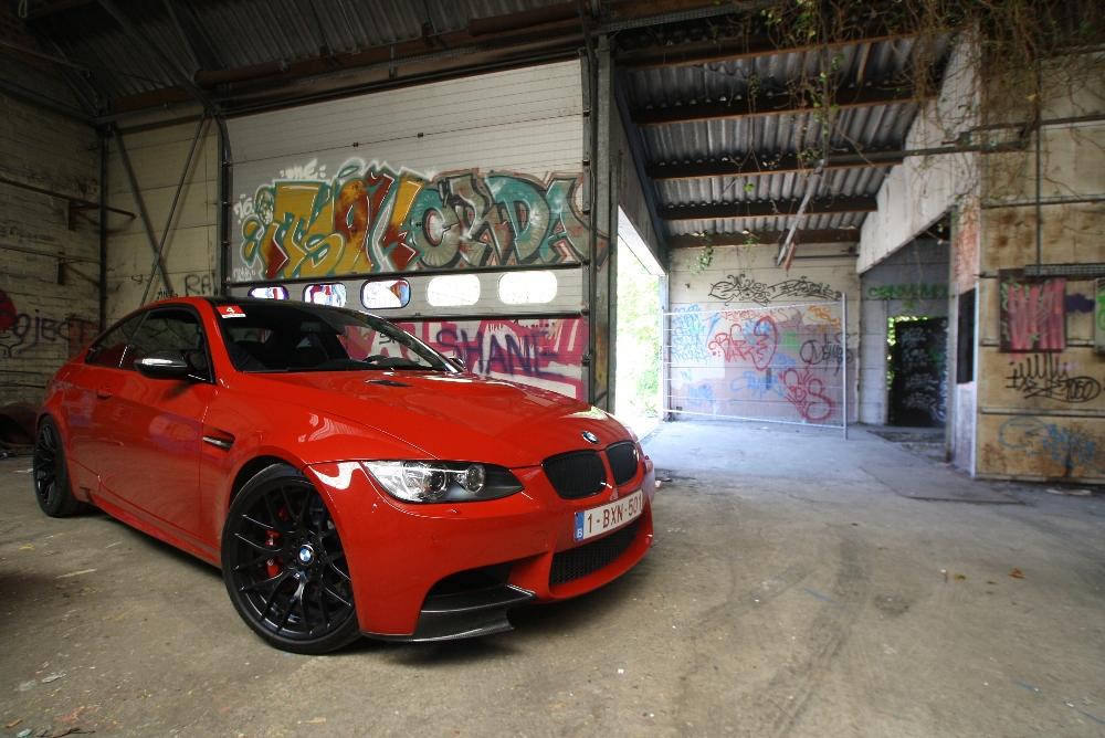 Fotoshoot: BMW Z3 M Coupé & BMW M3 E92 Coupé