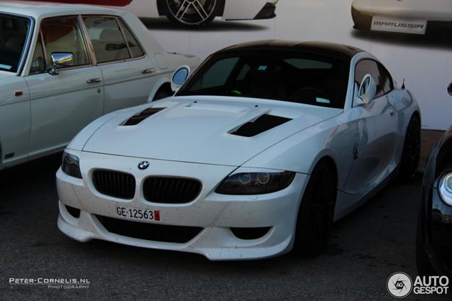 Zeldzaam model: BMW AC Schnitzer ACS4 Sport Coupé