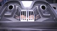 Chris Harris teste à nouveau la Porsche 918 Spyder