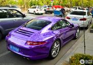 Porsche 991 Carrera S sija u Pekingu!