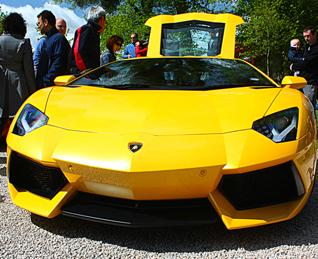 Evenement: Cliveden House Supercar Show