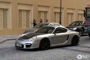 Pastebeta Porsche Cayman S