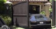 Vidéo : la Lamborghini Aventador LP700-4 endommagée par un portique