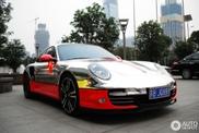 Primećen: sjajni Porsche Turbo S