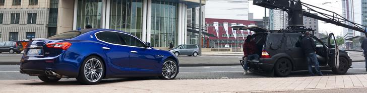 Maserati Ghibli Rotterdame
