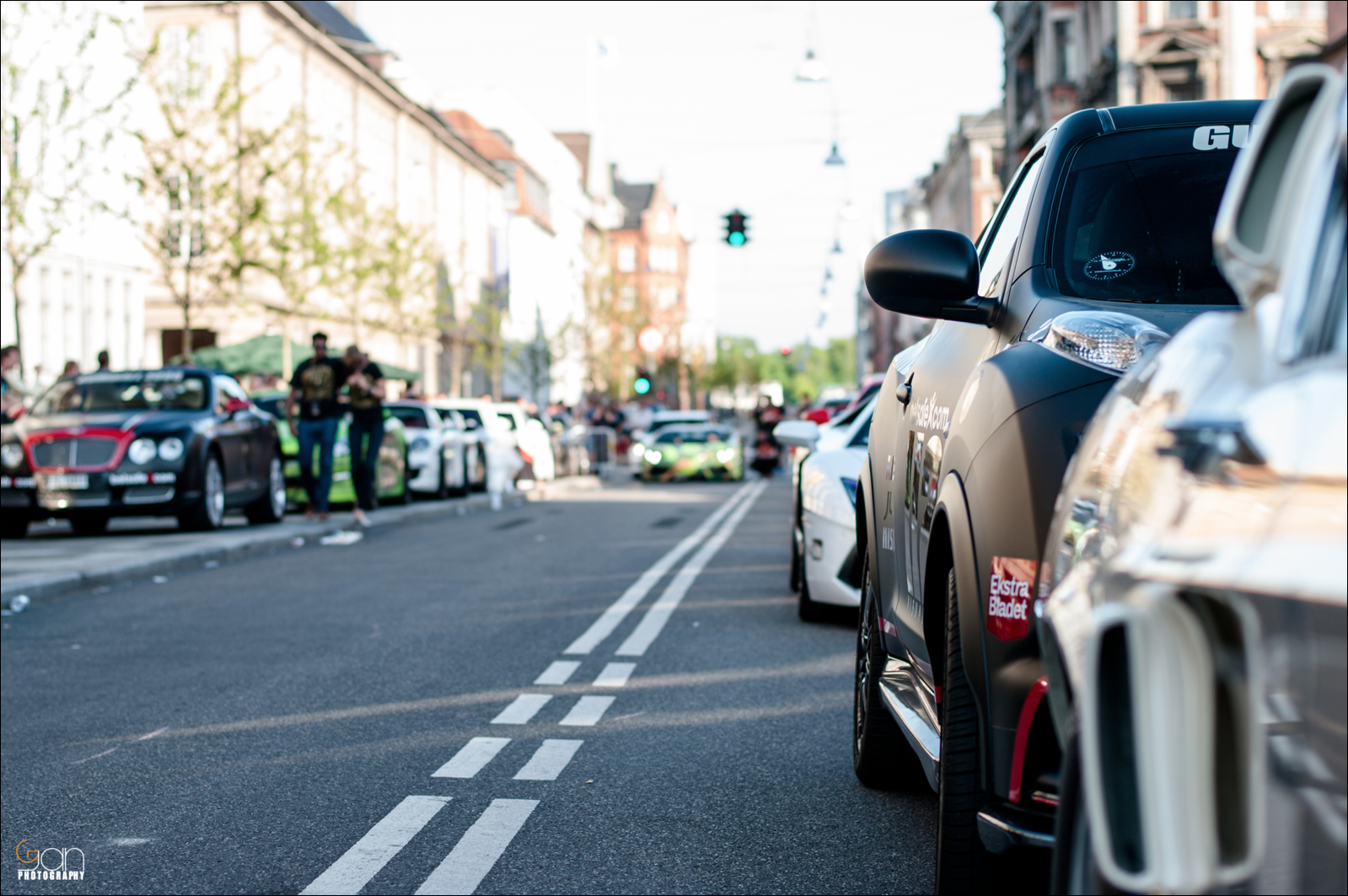 Report: Gumball3000 Start in Copenhagen and the first stage!