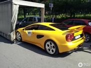 Avistado: Raríssimo Lamborghini Calà