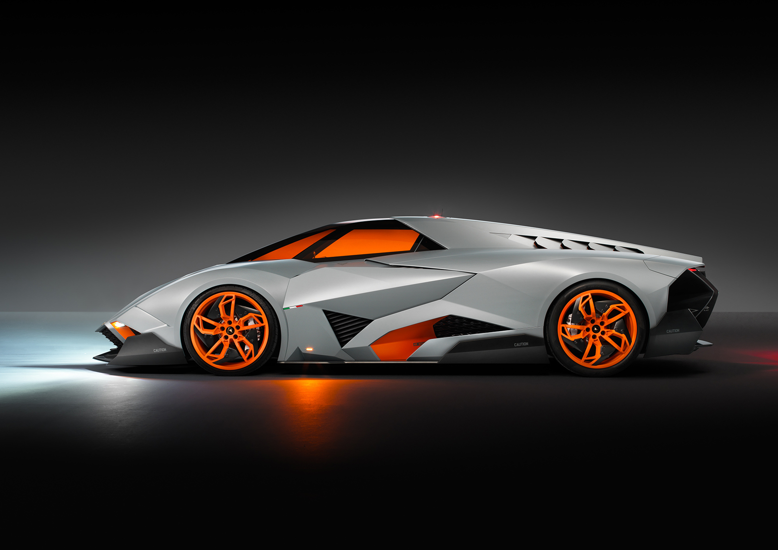 lamborghini egoista the more extreme the better