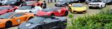 Événement : le Grande Giro du 50e anniversaire de Lamborghini !