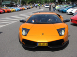 More pictures of the Lamborghini 50th Anniversary Grand Tour!