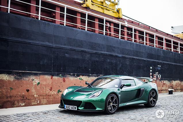 Gereden: Lotus Exige S