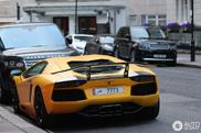 Lamborghini Aventador by DMC Germany em Londres!