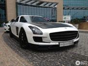 Mansory SLS AMG pastebeta Dubajuje!