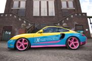 Porsche 996 Turbo redenumit Manta
