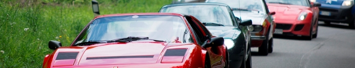 Événement : les Mille Miglia 2013