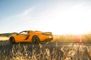 Nova edição especial do MP4-12C - 50º Aniversário da McLaren