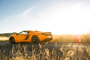 McLaren announces special editions of the MP4-12C
