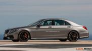 Noul Mercedes-Benz S 63 AMG poate fi cel mai bun din clasa