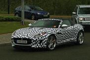 Spyshots : la Jaguar F-Type Coupé