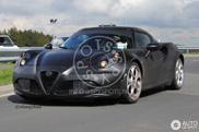 Spyspot : l'Alfa Romeo 4C