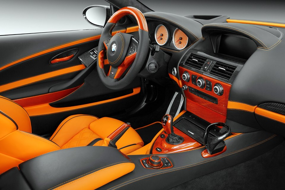 bmw m6 e63 by topcar has a lot of carbon fiber. Black Bedroom Furniture Sets. Home Design Ideas