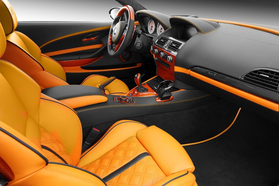 Bmw M6 E63 Door Topcar Zit Bomvol Met Carbon Fiber