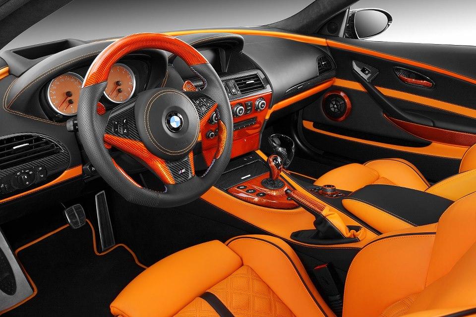 Bmw M6 E63 By Topcar Has A Lot Of Carbon Fiber
