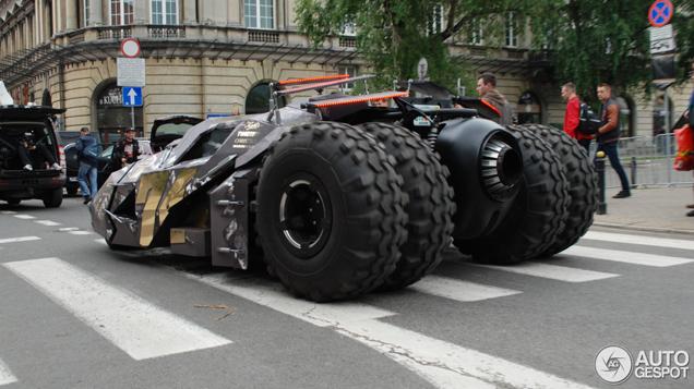 Gumball 3000's most brutal car: Team Galag's Tumbler!