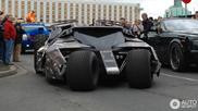 El coche más brutal de la Gumball 3000: ¡El Tumbler del Team Galag!