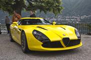 Villa d'Este 2013: Zagato TZ3 Stradale