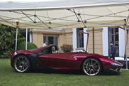 2013 埃斯堡: Pininfarina Sergio Concept
