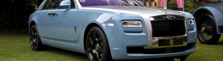 Villa d'Este 2013: Rolls-Royce