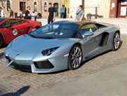 Lamborghini 50ties metu turo rinkinys!