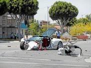 Dronken man rijdt 21 jarige Ferrari rijder dood
