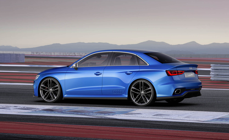 Audi Presenteert A3 Clubsport Quattro Concept