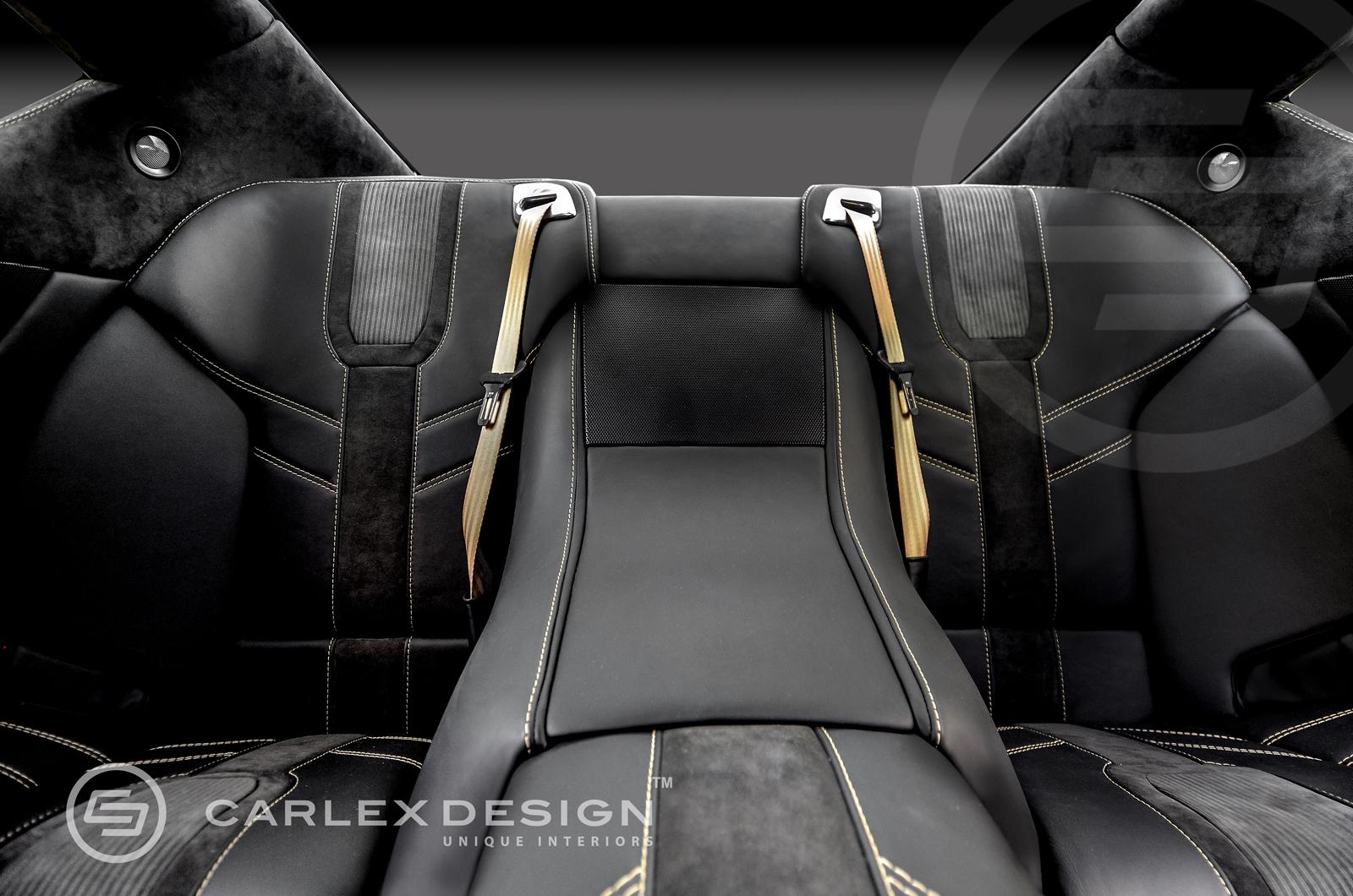 Craftsmanship aston martin db9 by carlex design for Aston martin db9 interior