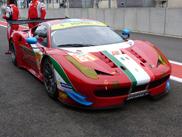 FIA WEC 2014 en Spa-Francorchamps