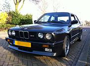 Truy Tìm: BMW E30 M3!