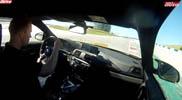 Filmpje: rij mee in de BMW M3 F80 en M4 F82