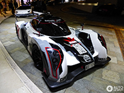 Jon Olsson's Rebellion R2K is fitted with a new wrap