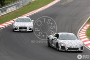 La guerra en el circuito de Nürburgring ya ha comenzado!