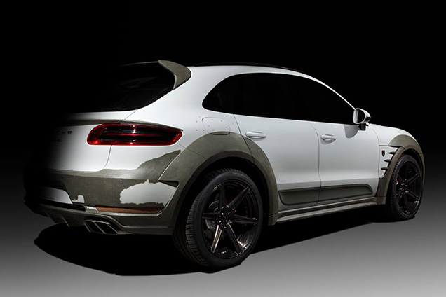 TopCar is working on the Macan