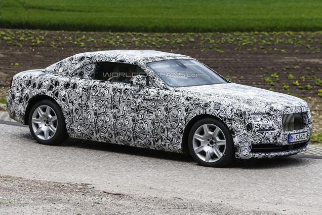 Rolls-Royce beslist dit jaar over de SUV