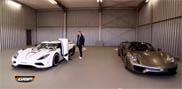 Film: Porsche 918 Spyder kontra Koenigsegg Agera R