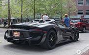 Topspot: Porsche 918 Spyder w Columbus