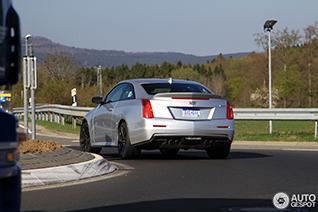Cadillac ATS-V Coupé nog niet klaar voor productie