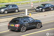 Bentley Bentayga prezentuje swój profil