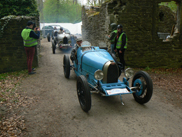 Event: Rally & Bugatti Trophy